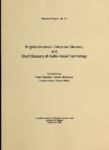 RR No. 37. English-Ukrainian Computer Glossary and Short Glossary of Audio-Visual Technology