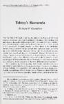 Tolstoy's Skovoroda