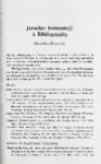 Jaroslav Rozumnyj: A Bibliography