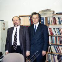 Frank Sysyn and Volodymyr Mokry