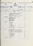Newsletter Vol 2 Issue 2 (Winter 1977)