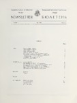 Newsletter Vol 6 Issue 2 (Spring 1982)