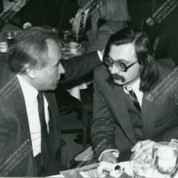 Shevchenko Lecture 1989—Oleh Zujewskyj with Ihor Rymaruk
