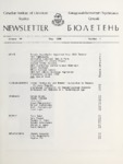 Newsletter Vol 10 Issue 1(Spring 1986)