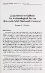 Zvenyhorod in Galicia: An Archaeological Survey (Eleventh-Mid-Thirteenth Century)