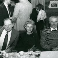M. Zhumynskyi with Petro Jacyk