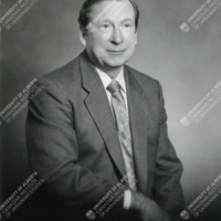 Dr. Manoly Lupul, the first CIUS Director
