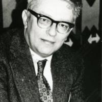Dr. Ivan L. Rudnytsky, Associate Director, Research (ca 1977)