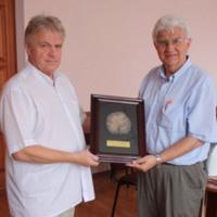 2 December 2009—CIUS Director Visits Ukraine